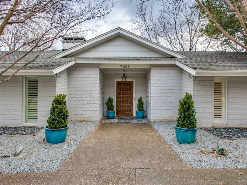 Sold Property   7008 Spring Valley Road Dallas, Texas 75254 2