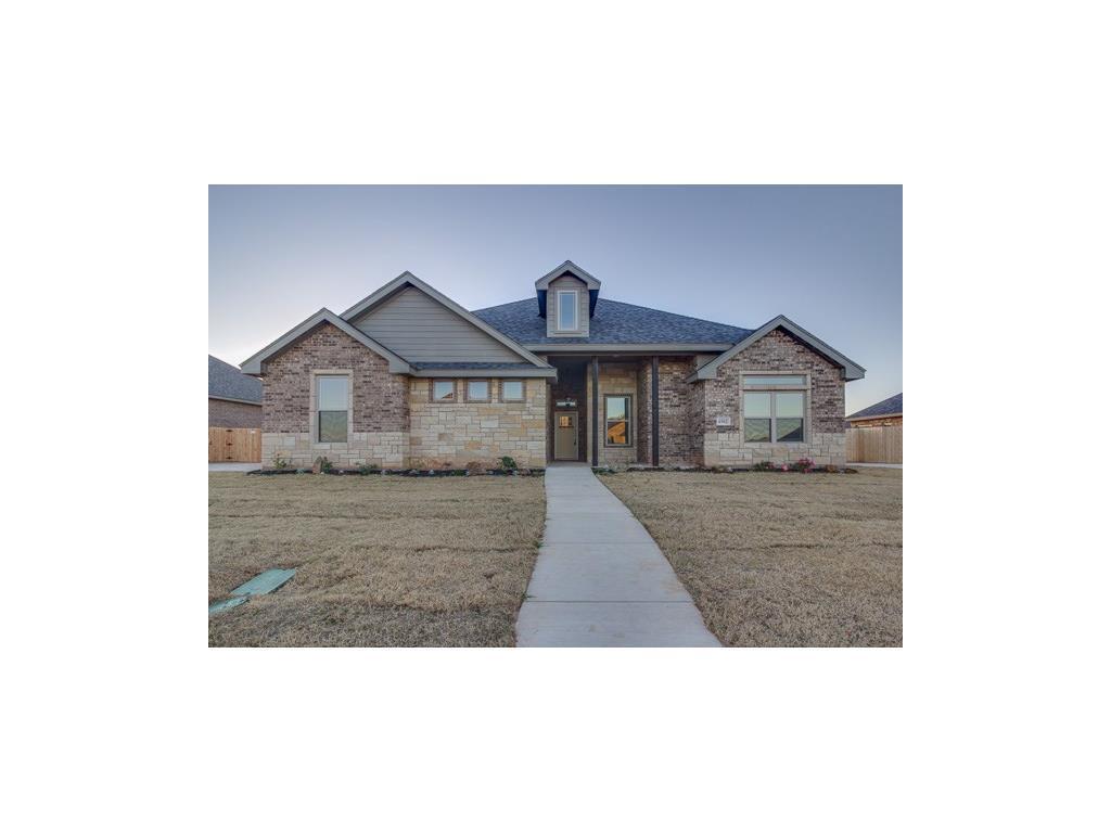 Sold Property | 6502 Milestone Drive Abilene, TX 79606 0
