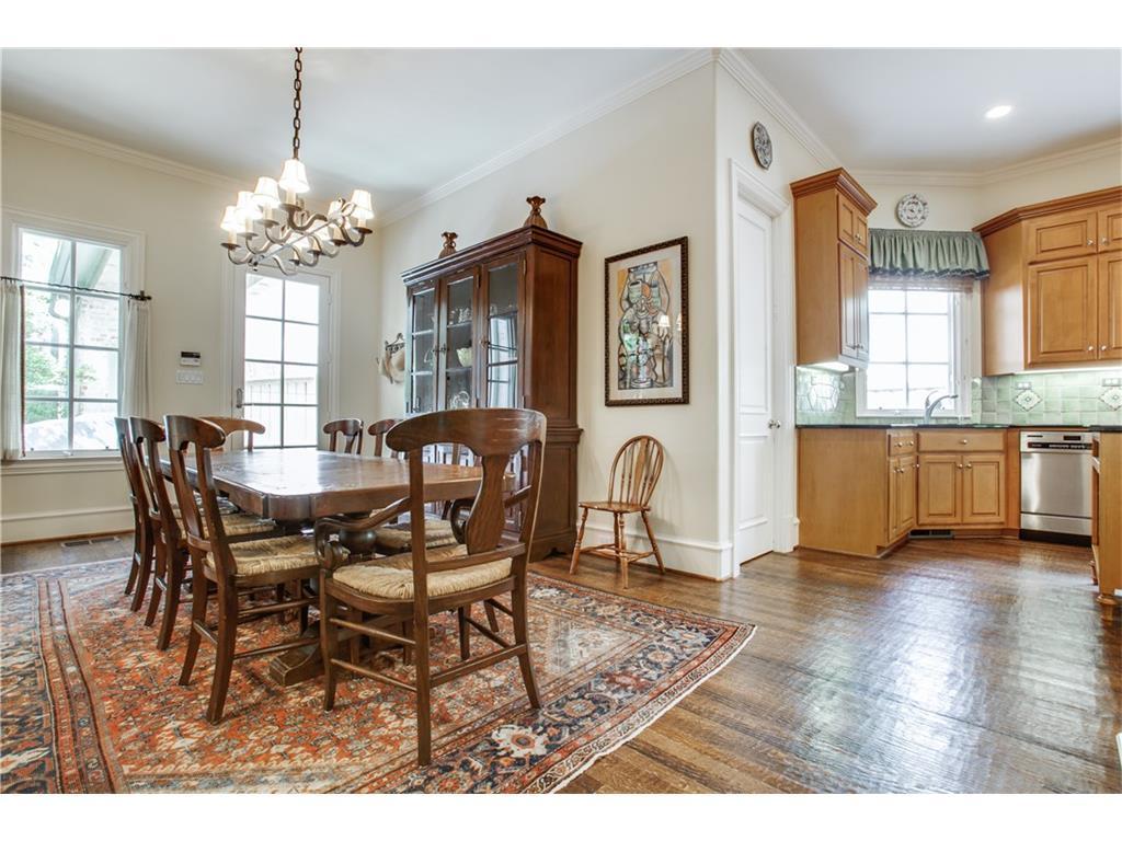 Sold Property   4316 Fairfax Avenue Highland Park, TX 75205 12