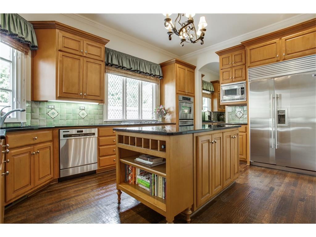 Sold Property   4316 Fairfax Avenue Highland Park, TX 75205 13
