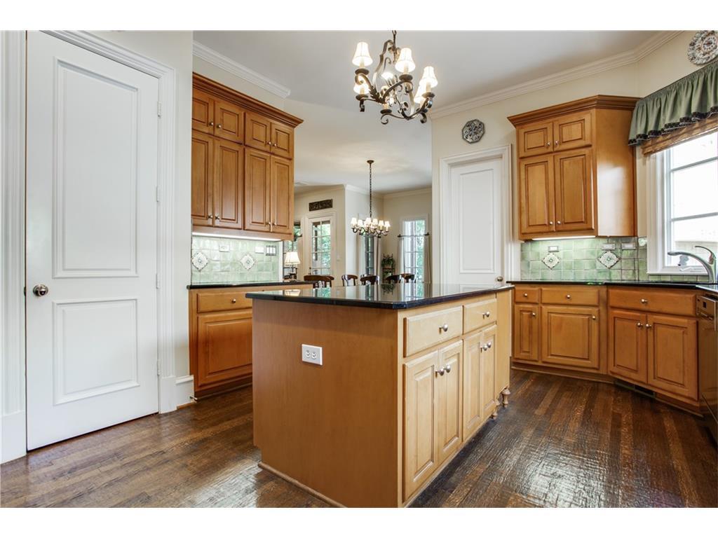 Sold Property   4316 Fairfax Avenue Highland Park, TX 75205 14