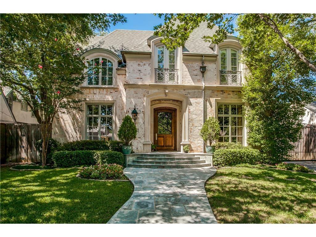 Sold Property   4316 Fairfax Avenue Highland Park, TX 75205 2
