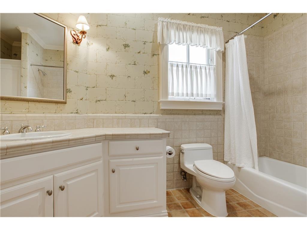 Sold Property   4316 Fairfax Avenue Highland Park, TX 75205 20