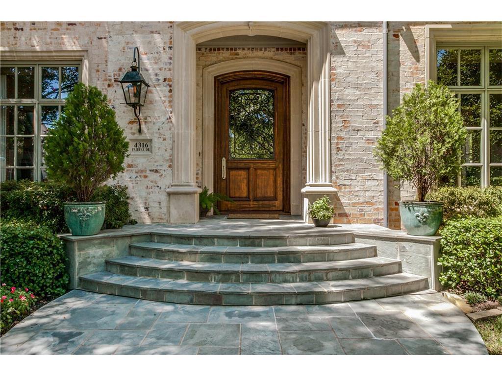 Sold Property   4316 Fairfax Avenue Highland Park, TX 75205 3
