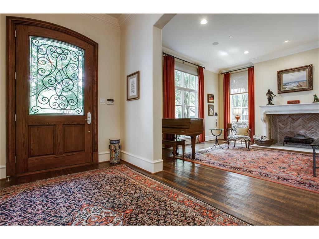 Sold Property   4316 Fairfax Avenue Highland Park, TX 75205 4