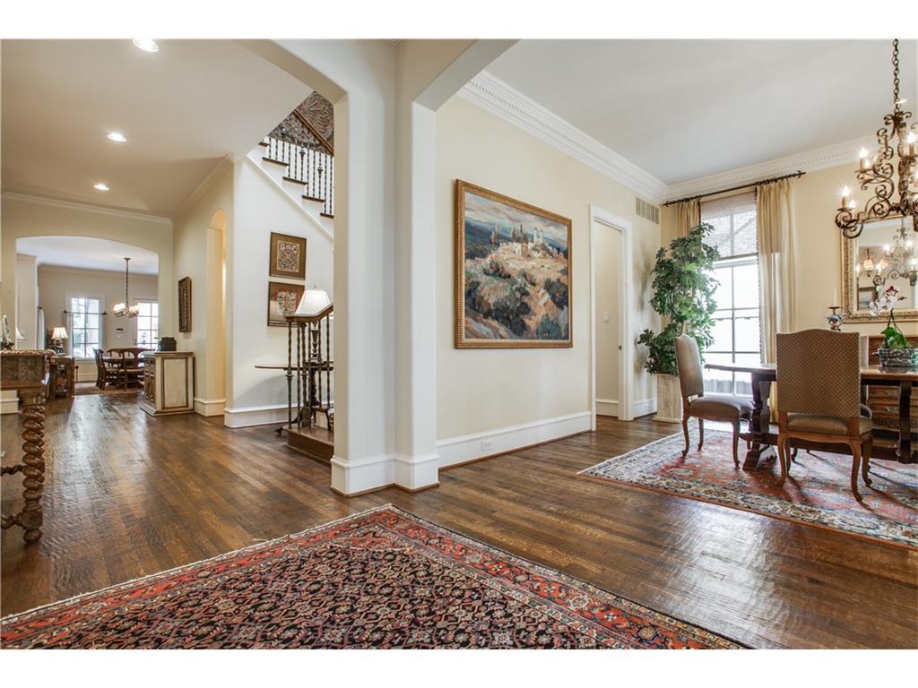 Sold Property   4316 Fairfax Avenue Highland Park, TX 75205 5