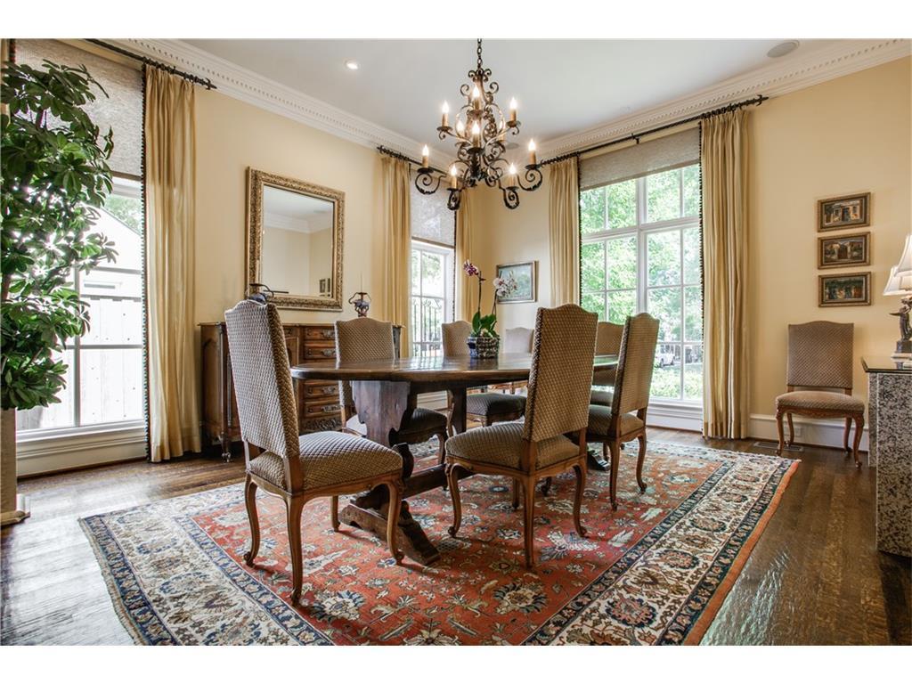 Sold Property   4316 Fairfax Avenue Highland Park, TX 75205 6