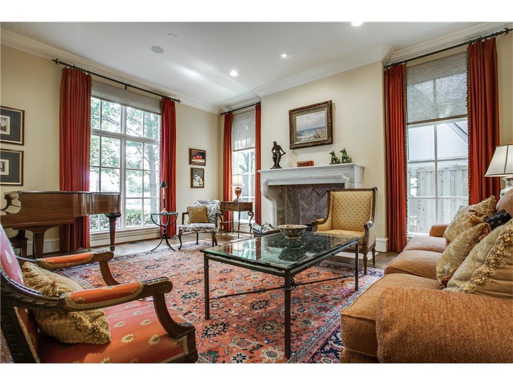 Sold Property   4316 Fairfax Avenue Highland Park, TX 75205 7