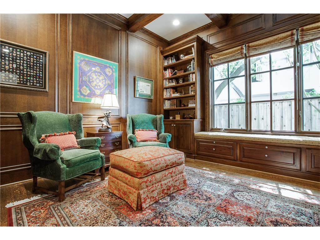 Sold Property   4316 Fairfax Avenue Highland Park, TX 75205 9