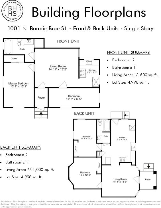 Closed | 1001 N Bonnie Brae Street Los Angeles, CA 90026 1