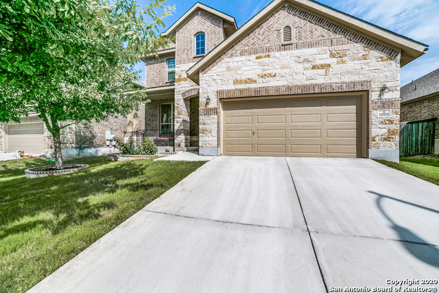 Active | 11935 Bailey Hills San Antonio, TX 78253 1