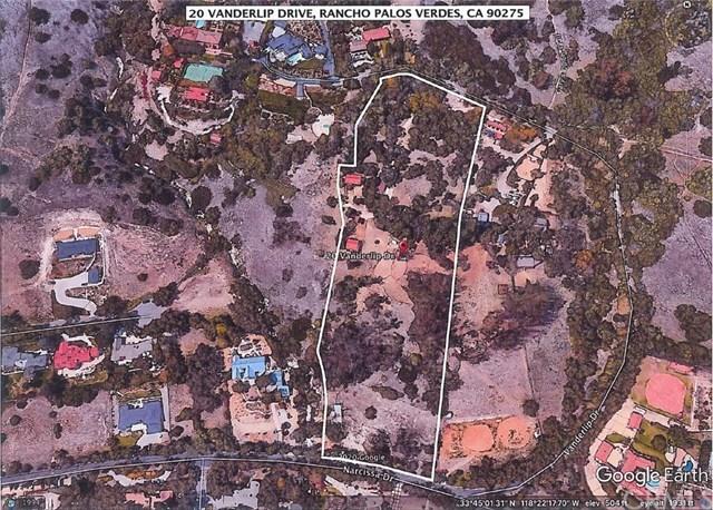 Active | 20 Vanderlip  Drive Rancho Palos Verdes, CA 90275 0
