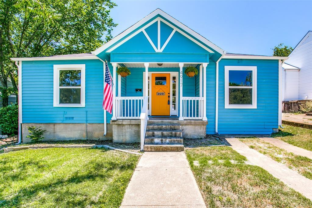 Sold Property | 4917 Calmont  Avenue Fort Worth, TX 76107 2