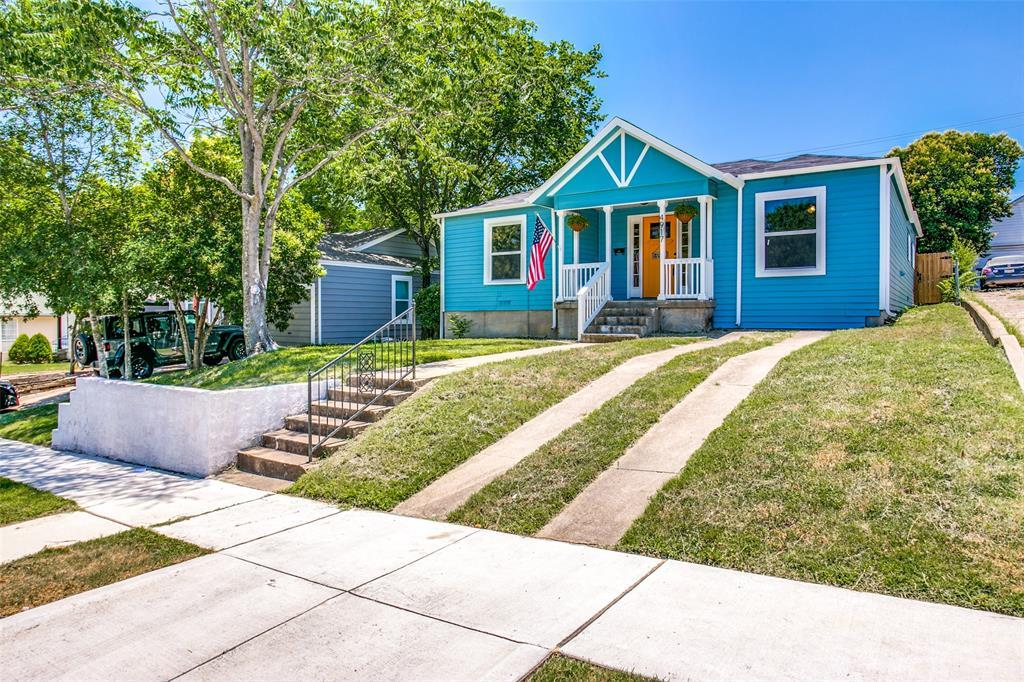 Sold Property | 4917 Calmont  Avenue Fort Worth, TX 76107 4