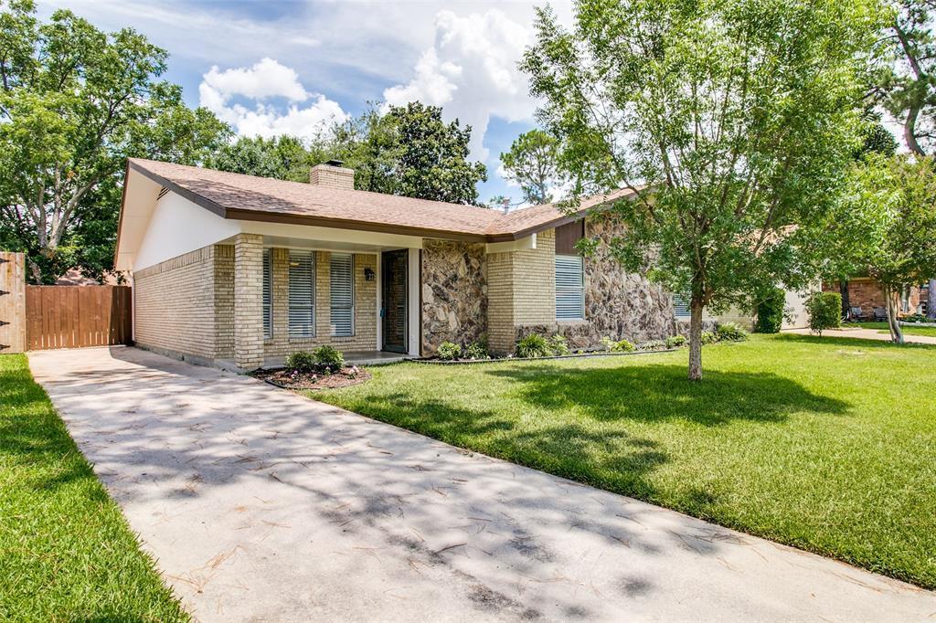 Sold Property   1625 Lexington  Place Bedford, TX 76022 0