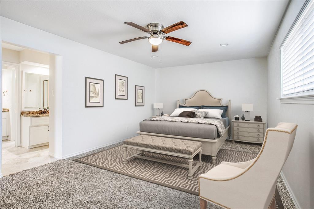 Sold Property   1625 Lexington  Place Bedford, TX 76022 12