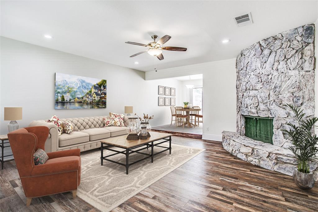 Sold Property   1625 Lexington  Place Bedford, TX 76022 2