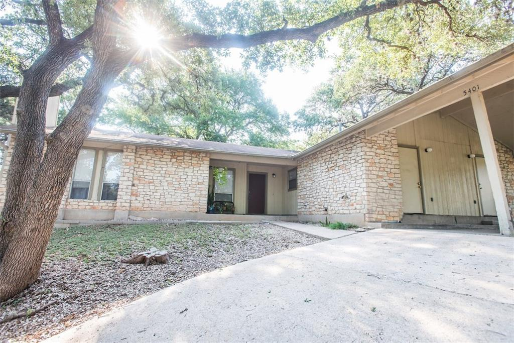 Leased | 5401 Brompton  CIR #B Austin, TX 78745 1
