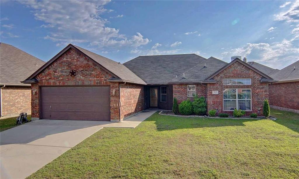 Sold Property | 712 Blue Marlin Drive Burleson, Texas 76028 0