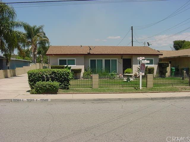 Closed | 12589 Ross  Avenue Chino, CA 91710 0