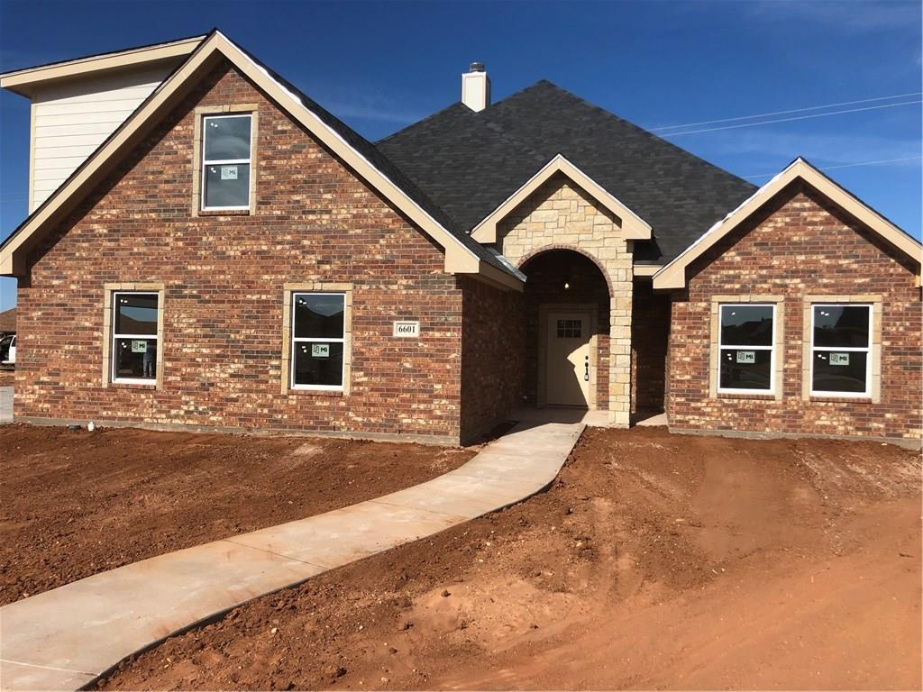 Sold Property | 6601 Longbranch Way Abilene, Texas 79606 0