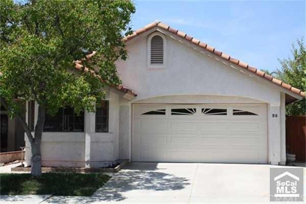 Closed | 25 LA CASCADA Rancho Santa Margarita, CA 92688 0
