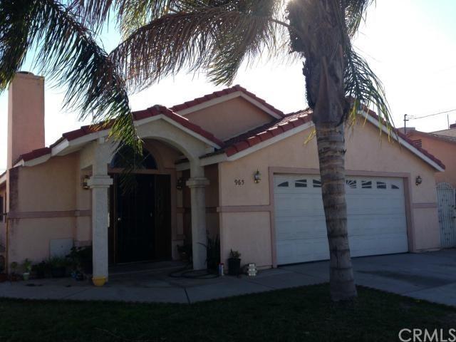 Closed | 965 W 15th  Street San Bernardino, CA 92411 0