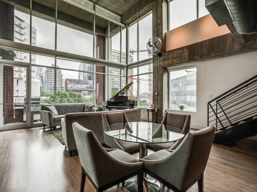Sold Property | 2011 Cedar Springs Road #207 Dallas, Texas 75201 1