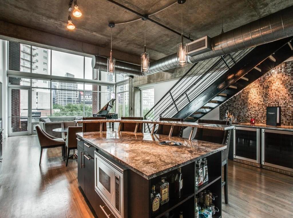 Sold Property | 2011 Cedar Springs Road #207 Dallas, Texas 75201 2