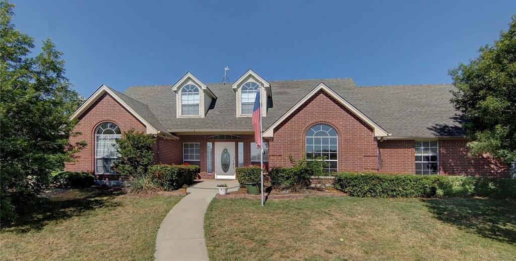 Sold Property   215 Remington Lane Weatherford, Texas 76085 2