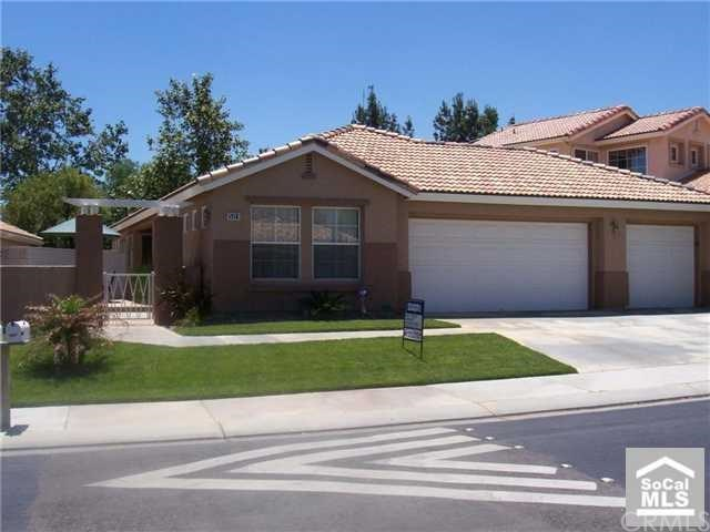 Closed | 581 TWIN HILLS  Drive Banning, CA 92220 0