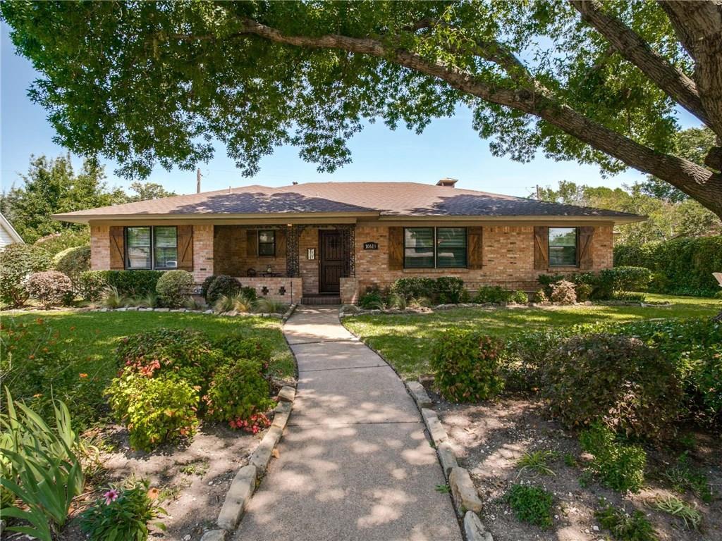 Sold Property | 10619 Wyatt Street Dallas, Texas 75218 0
