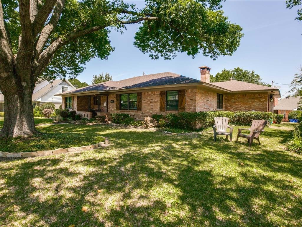 Sold Property | 10619 Wyatt Street Dallas, Texas 75218 2