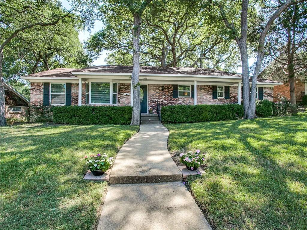 Sold Property | 11516 Rockcraft Street Dallas, Texas 75218 1