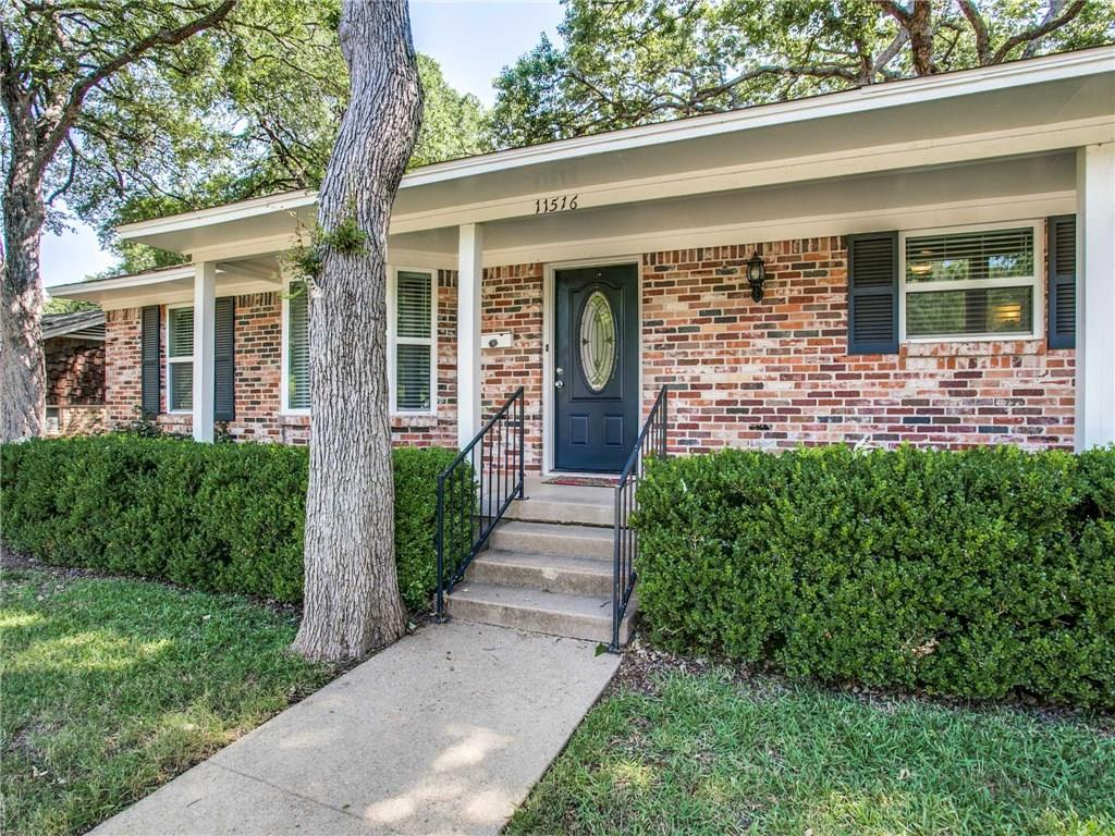Sold Property | 11516 Rockcraft Street Dallas, Texas 75218 2