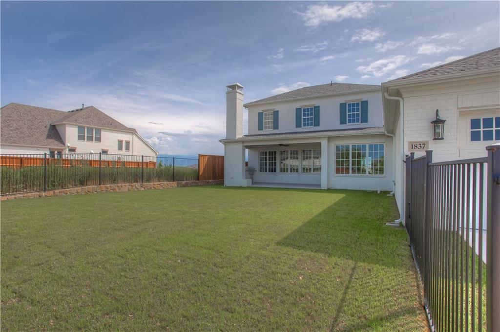 Sold Property | 1837 Quiet Oak Place Fort Worth, TX 76008 30