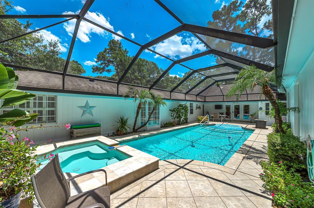Briargrove Park, Houston House for sale, House with a pool,    10006 Cedar Creek  Drive Houston, TX 77042 36