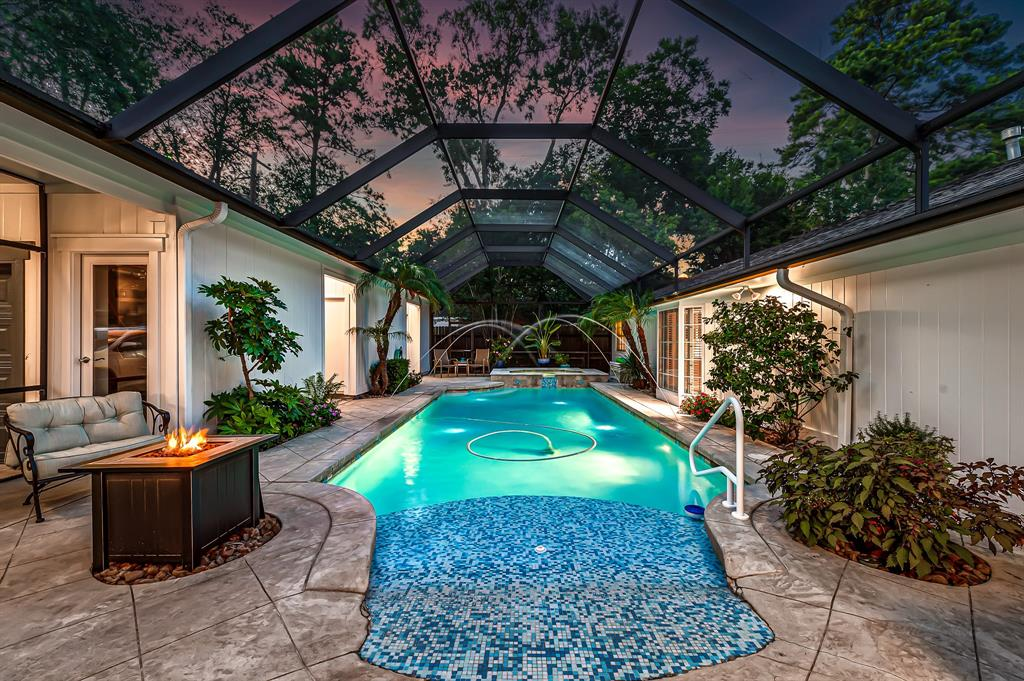Briargrove Park, Houston House for sale, House with a pool,    10006 Cedar Creek  Drive Houston, TX 77042 40