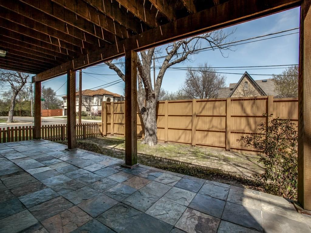 Leased | 6134 Tremont Street Dallas, Texas 75214 22