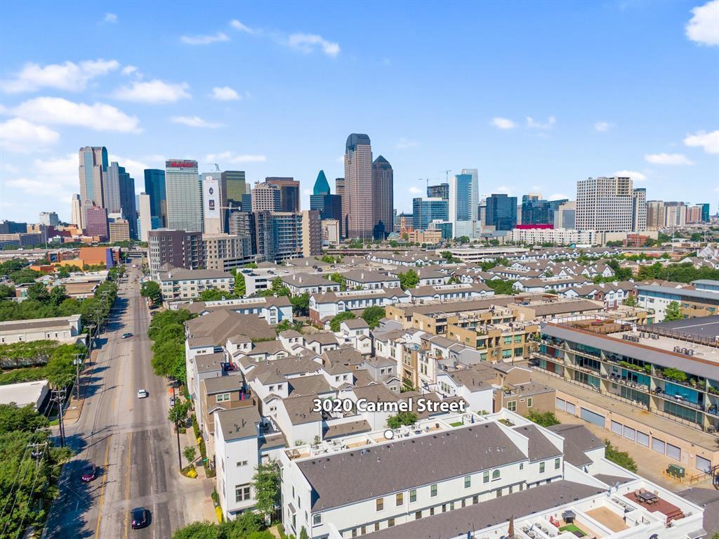 Sold Property | 3020 Carmel  Street Dallas, TX 75204 33