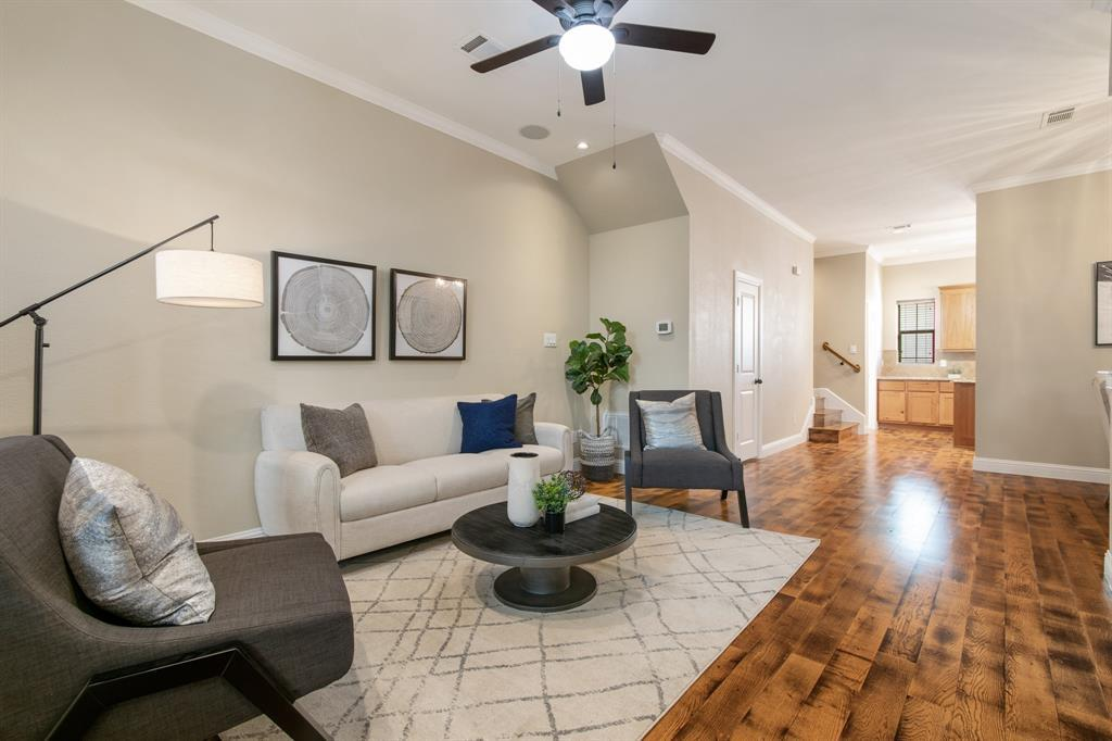 Sold Property | 3020 Carmel  Street Dallas, TX 75204 8