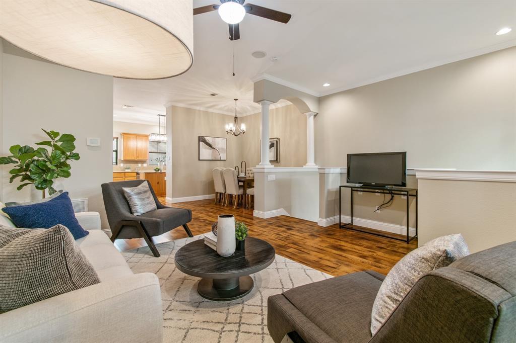 Sold Property | 3020 Carmel  Street Dallas, TX 75204 9
