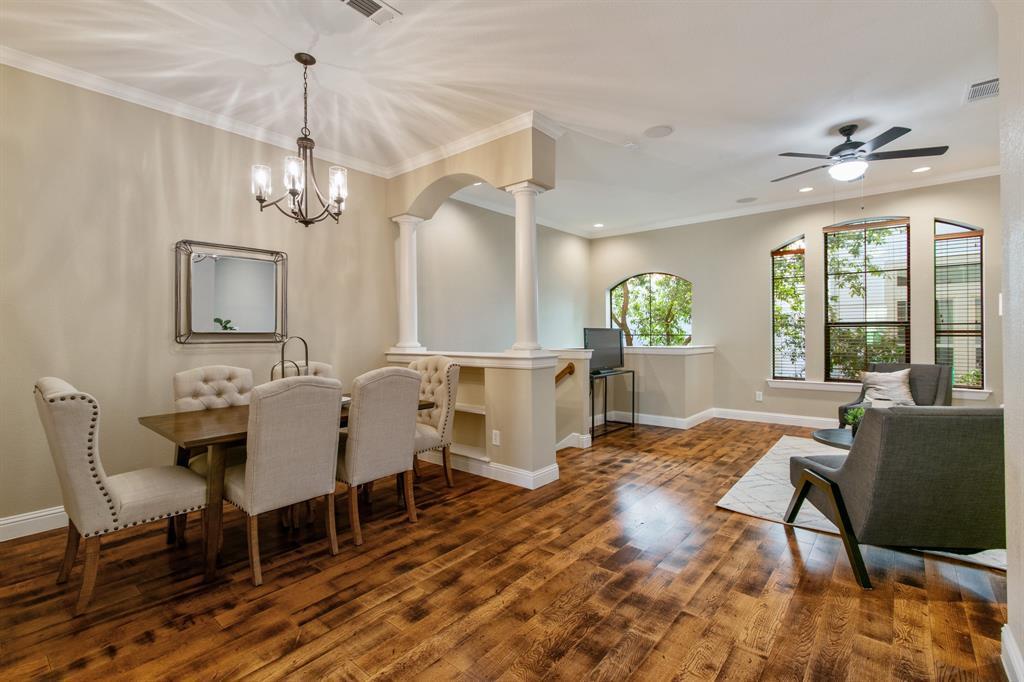 Sold Property | 3020 Carmel  Street Dallas, TX 75204 10