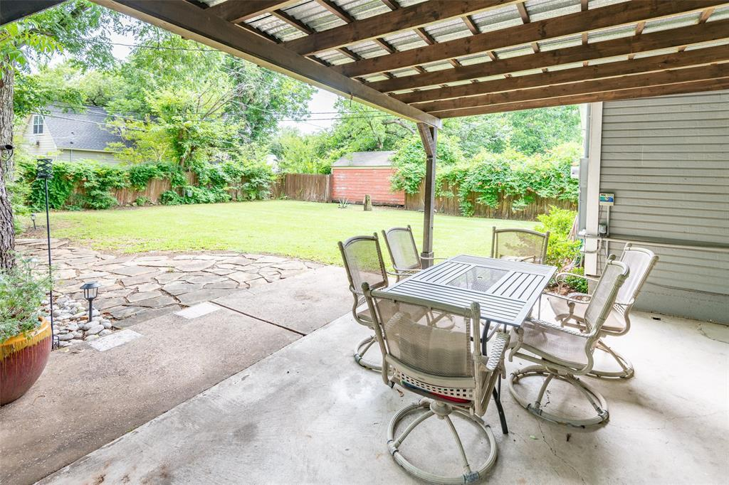 Sold Property | 6125 Malvey Avenue Fort Worth, Texas 76116 32