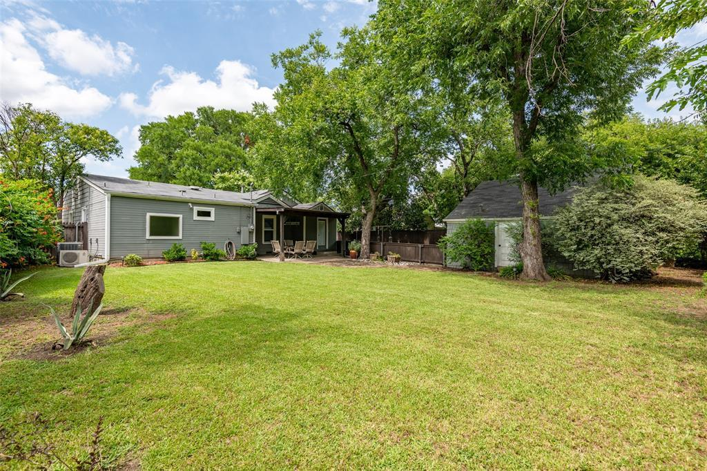 Sold Property | 6125 Malvey Avenue Fort Worth, Texas 76116 35