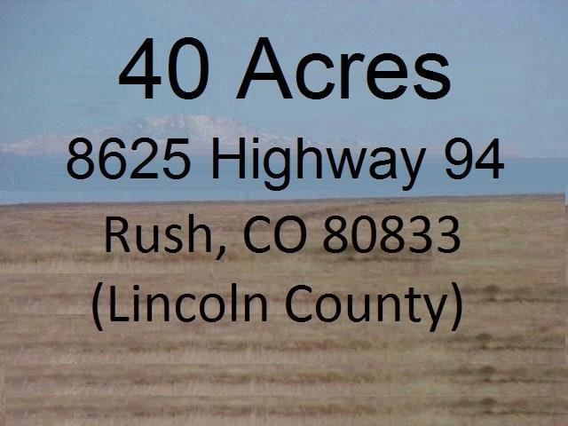Expired | 8625 Highway 94, Rush  Divide, Colorado 80833 0