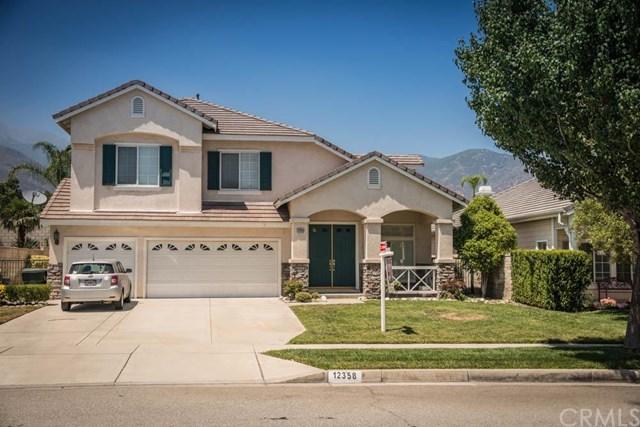 Closed | 12358 Silver Saddle  Drive Rancho Cucamonga, CA 91739 0