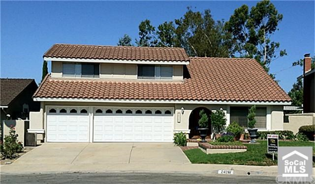 Closed | 24261 VIA MADRUGADA Mission Viejo, CA 92692 0