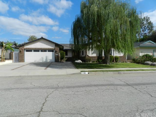 Closed | 114 N Darfield  Avenue Covina, CA 91724 0