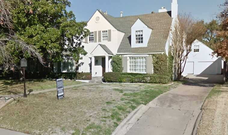 Sold Property | 3524 Southwestern Boulevard Dallas, TX 75225 1